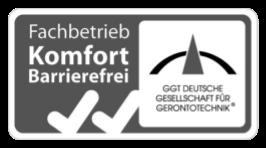 Fachbetrieb Komfort Logo